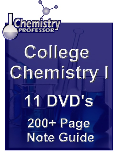 Middle & High School Chemistry Video Courses